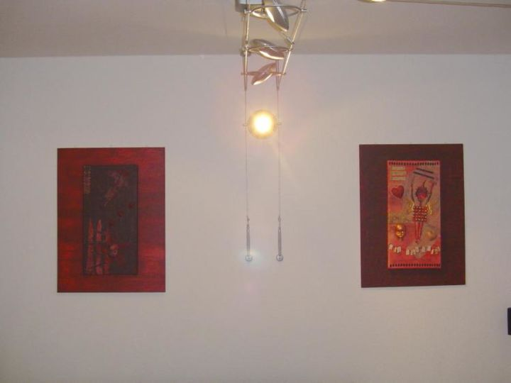 """Collages titled """"both pieces for Jen…"""" by Denise, Original Art,"""