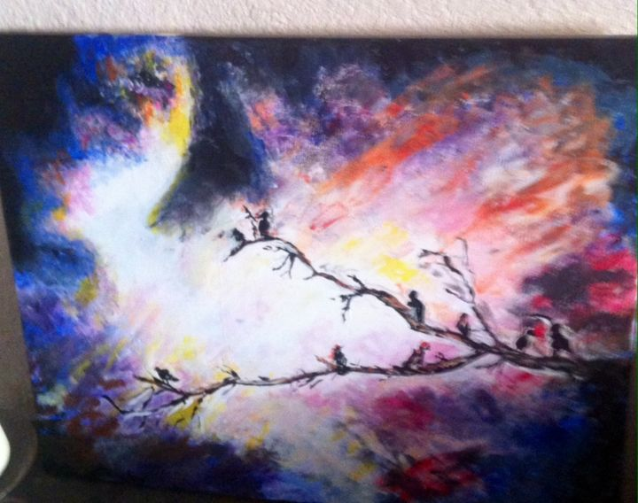 """Painting titled """"image.jpg"""" by Diana Collins, Original Art,"""