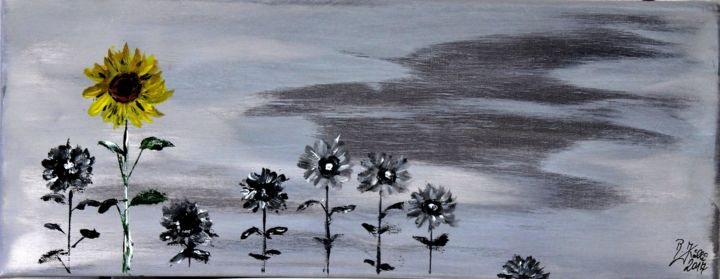 sunflowers - ©   Online Artworks