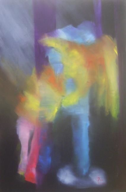 60 x 92 cm - ©2011 by Anonymous Artist