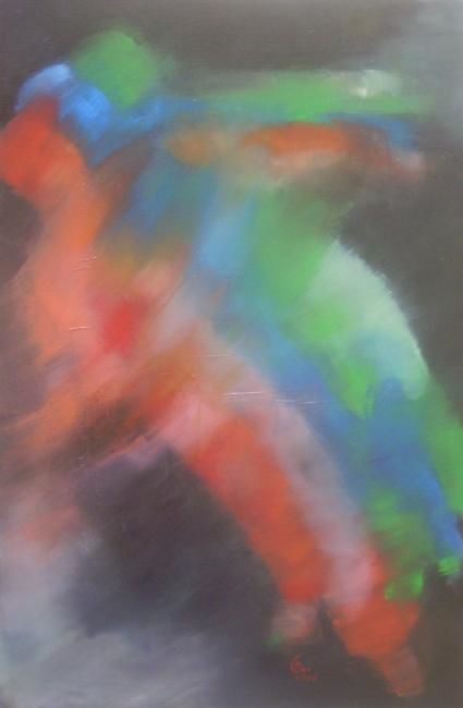 60 x 92 cm - ©2009 by Anonymous Artist