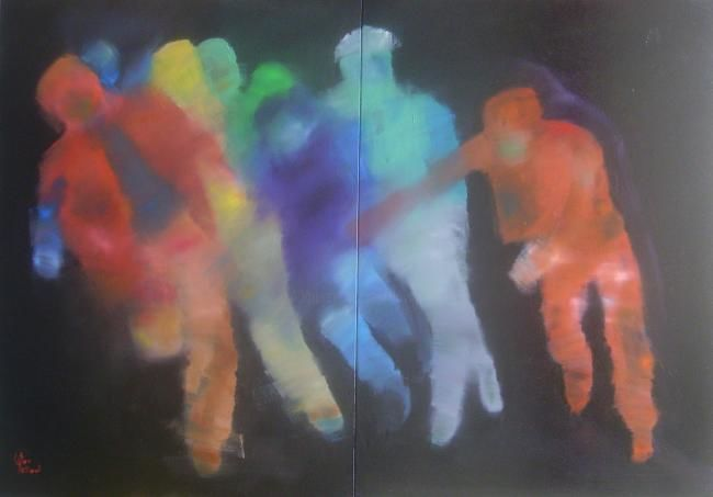 100 x 152 cm - ©2011 by Anonymous Artist