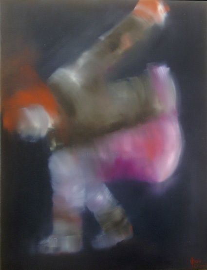50 x 65 cm - ©2011 by Anonymous Artist