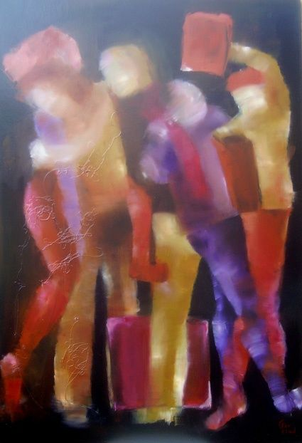 89 x 130 cm - ©2011 by Anonymous Artist
