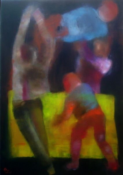 89 x 116 cm - ©2011 by Anonymous Artist