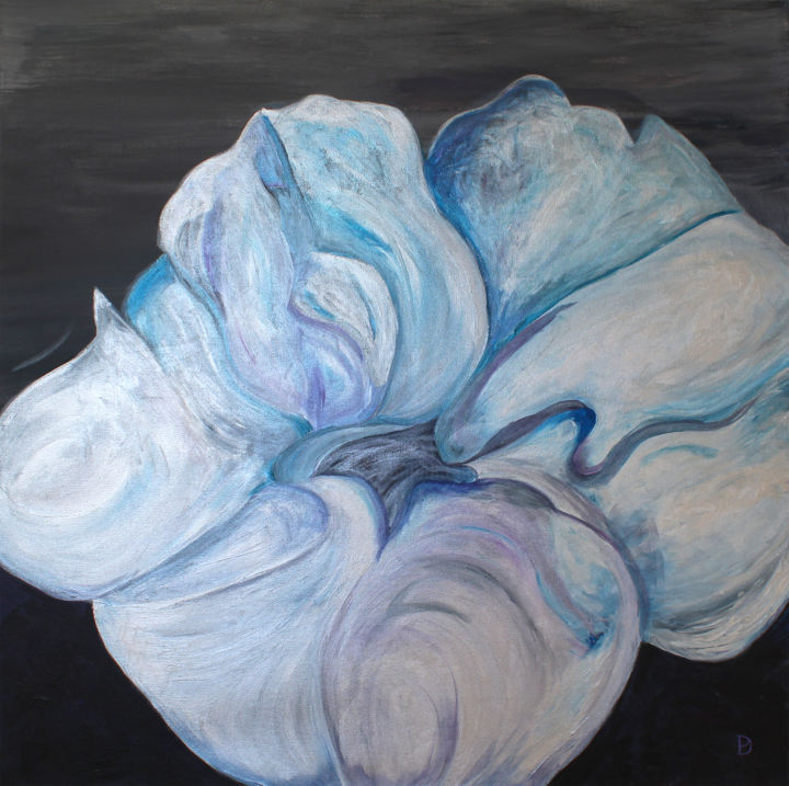 """Painting titled """"Promised"""" by Pauladriscolldesign Paula Driscoll, Original Art, Acrylic"""