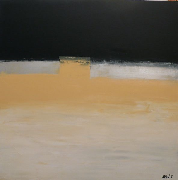 80 x 80 cm - ©2009 by Anonymous Artist