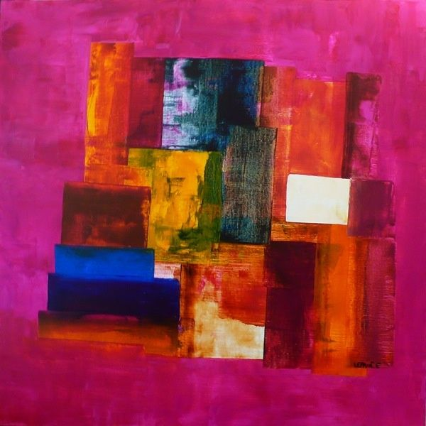 100 x 100 cm - ©2011 by Anonymous Artist