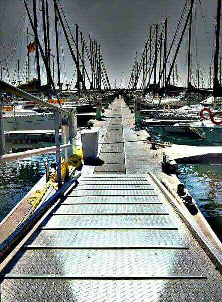 Yachts camp - Digital Arts, ©2005 by Efi Keren -                                                                                                                                                                                                                                                                                                                                                                                                                                                                                                                                                                                                                                                                                                                                                                                                                                                                                                                                  yacht, yachts, boats, transport, vehicle, means, bowl, glide, gliding, slide, sliding, slip, skid, swimming, immersed, boat, sea, waterfront, strand, marine