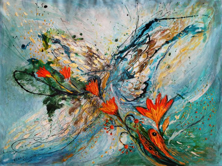 Popular Abstract Oil Paintings