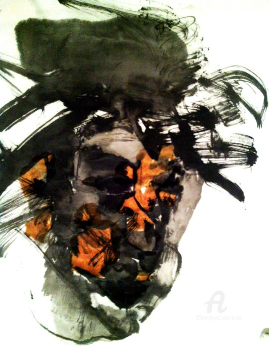 reflection - ©  artiste chinois, peintre chinois connu, chinese painting Online Artworks