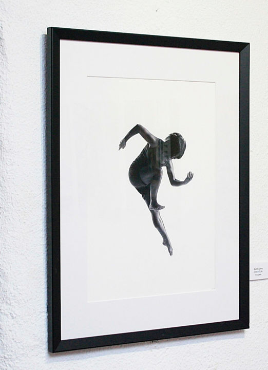 """Photography titled """"Still In Motion - V"""" by Qingenlin, Original Art, Digital Photography Mounted on Cardboard"""