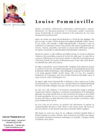 CV. Louise Pomminville