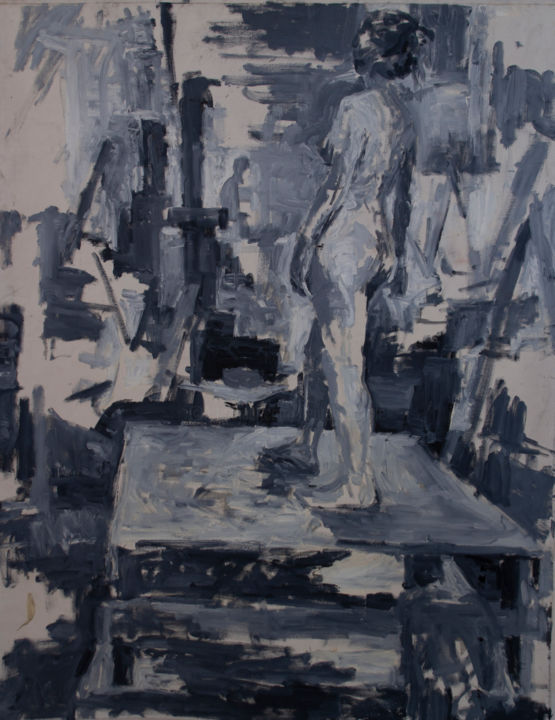 Large Painting 2 - © 2005  Online Artworks