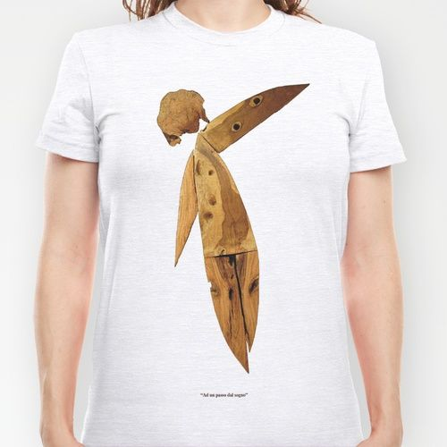 t-shirt 18 - Artcraft ©2012 by Francesco Mestria -