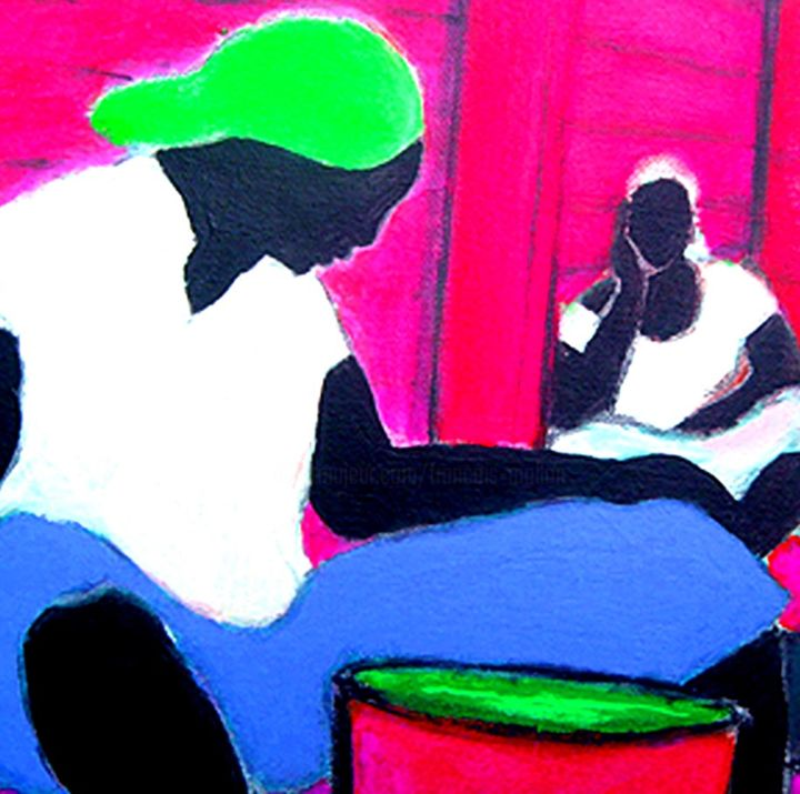 Martinique ( détail) - © 2005  Online Artworks