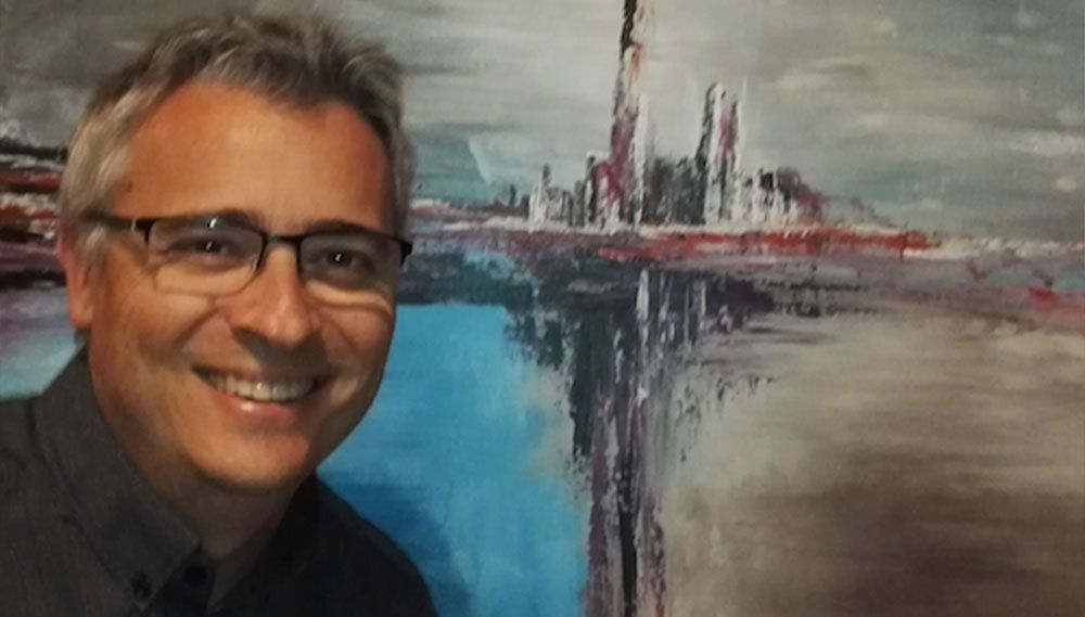 They sold on Artmajeur: Frédéric Moreau (MoF)