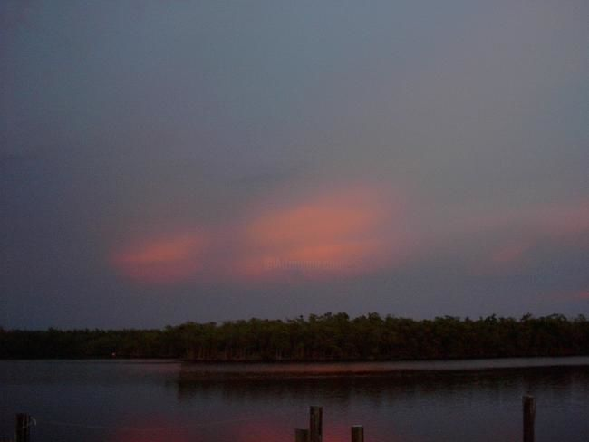"""Photography titled """"Sunset in Everglade…"""" by Kathleen Reilly, Original Art,"""