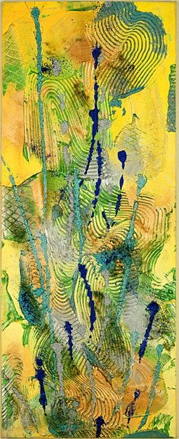 Portal 5 - Painting ©2007 by Gail Ashby -