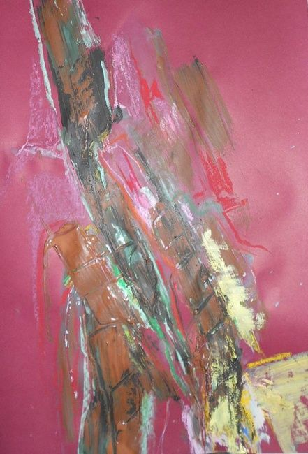 Painting ©2011 by Ulrich De Balbian -  Painting, Abstract Painting, abstract, painting, ulrich de balbian, New Styles