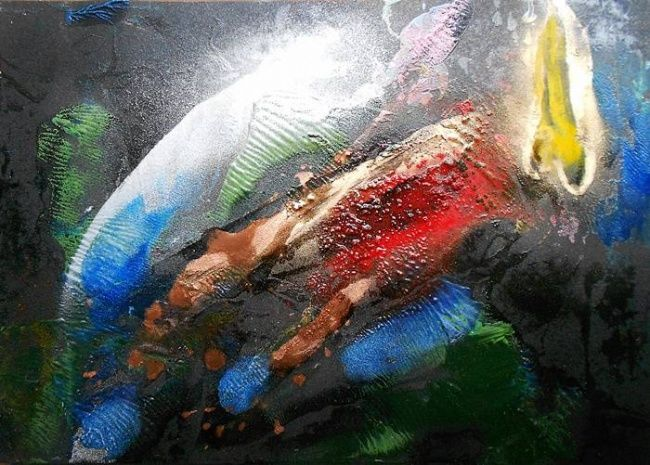 Painting ©2012 by Ulrich De Balbian -  Painting