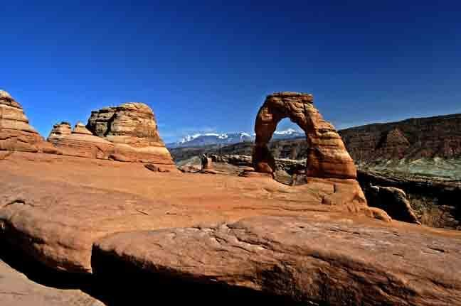 """Photography titled """"Delicate Arch (stud…"""" by Eugene Ramella, Original Art,"""