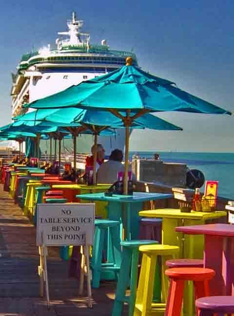"""Photography titled """"In Port at Key West"""" by Eugene Ramella, Original Art,"""
