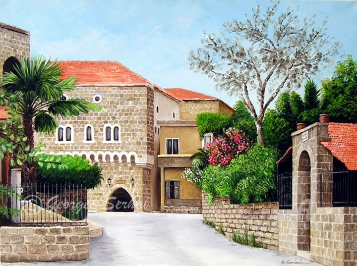 L 60 byblos old circle georges serhal for Classic house 2003