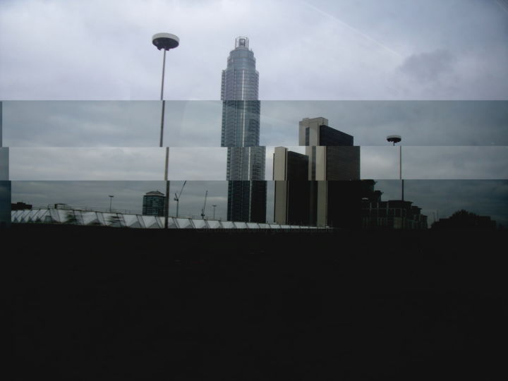 The City Apologises To The Countryside - ©  digital photography, digital manipulation, city, abstract, digital effects, buildings Online Artworks