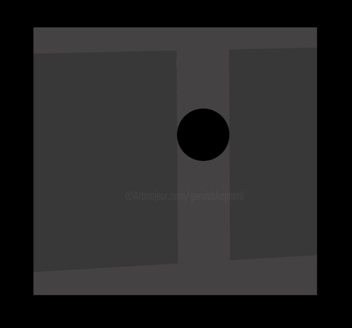 Death In A Box - © 2016 geometric, abstract, death, box Online Artworks