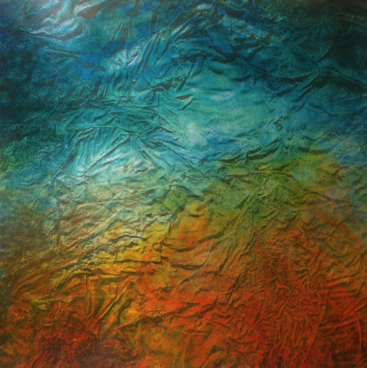 """Painting titled """"DESPINA"""" by Germana Conca, Original Art, Oil"""