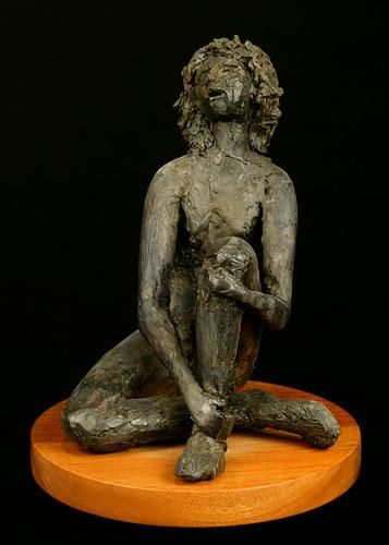 ANNA - Sculpture, ©2004 by Marcello Giannozzi -