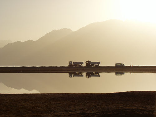 photo sinai - Photography, ©2010 by Gilles Mével -