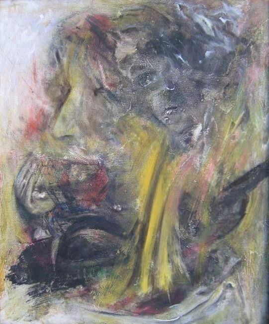 3  vgh - Painting, ©2009 by Gino Loperfido -