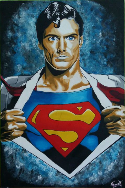Superman Christopher Reeve Comic