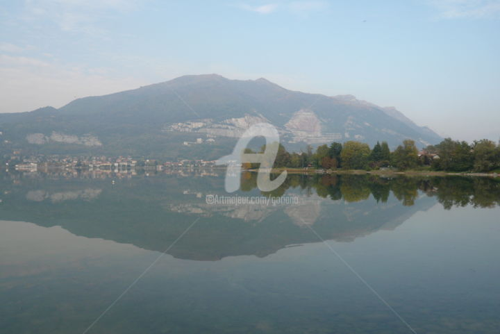 lago-di-pusiano.jpg - Events / Personal Photos ©2015 by bruno -                                                            Environmental Art, Paper, Places, tranquillità