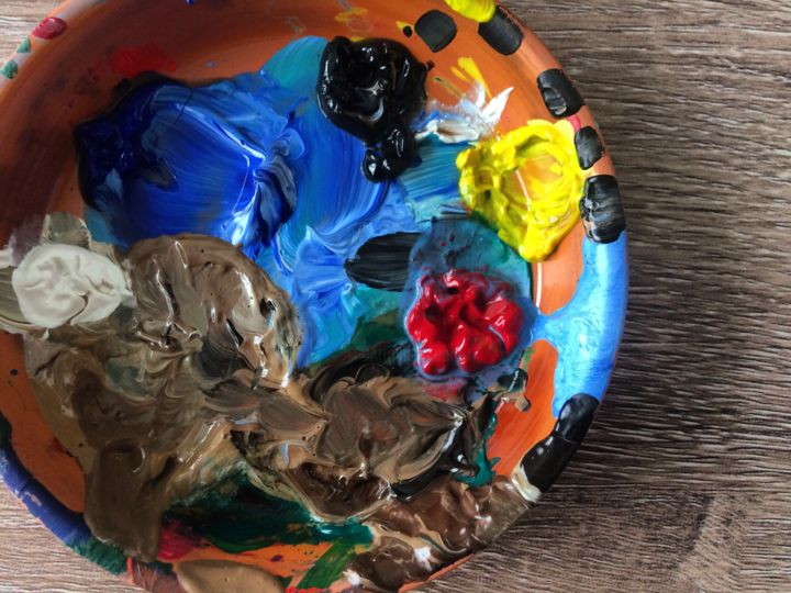 """Photography titled """"couleurs"""" by Blangeo, Original Art,"""