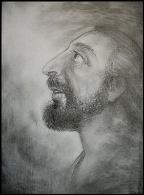 """Drawing titled """"Lumina"""" by Victor Covaliov, Original Art,"""