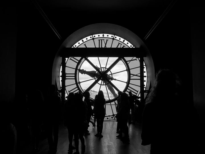 """Photography titled """"Silhouettes"""" by Grégory Lejeune, Original Art,"""
