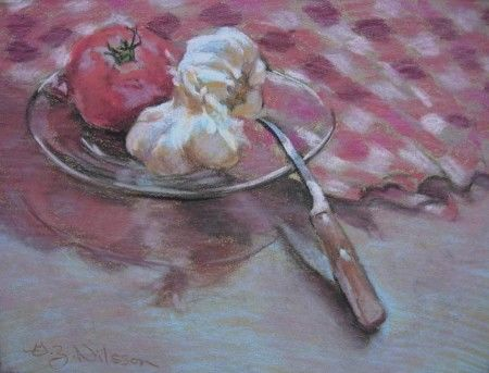 Drawing with the Masters; The Unexpected Still Life