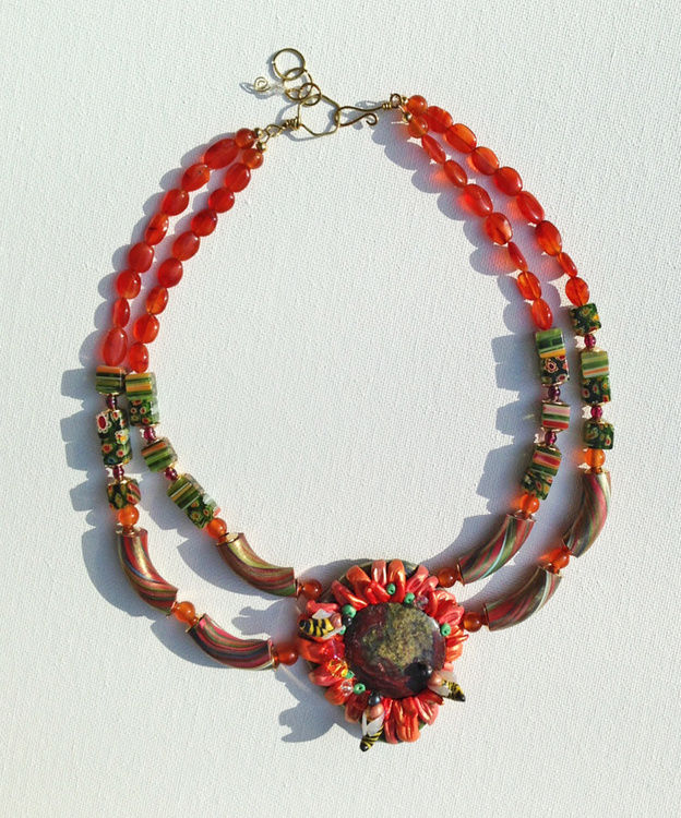 collecting-pollen-double-strand-necklace-2-web.jpg Autumn Arts Festival