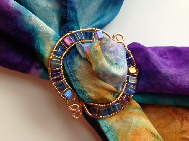 wire-wrapped-scarf-slide-hand-painted-silk-scarf.png Autumn Arts Festival