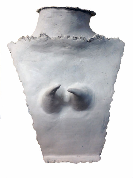 composite - Sculpture ©2016 by hélène Picardi -                                        Conceptual Art, Ceramic