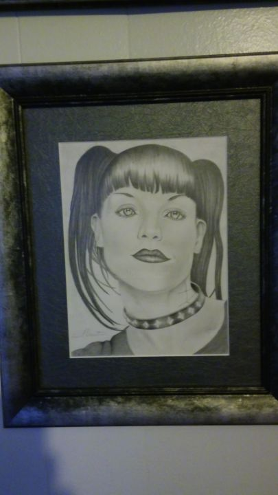 """Drawing titled """"1482526215738117220…"""" by Holly Paskey, Original Art, Charcoal"""