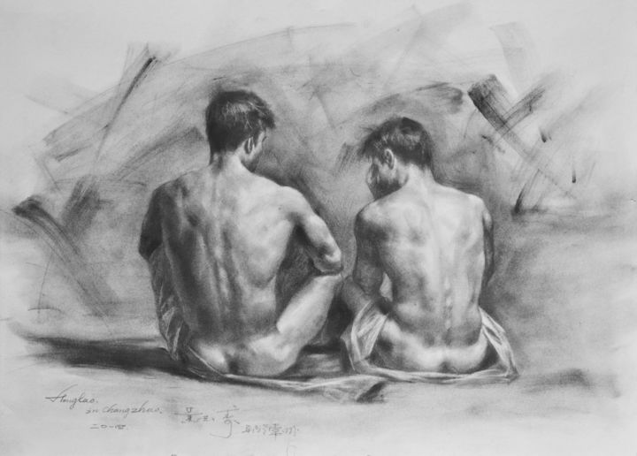 How To Draw A Nude Man 81