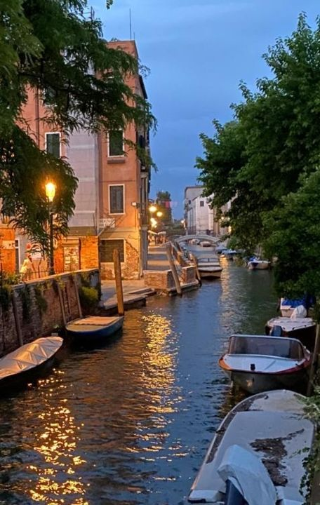 """Photography titled """"Evening in Venice"""" by Igor Makeev, Original Art, Digital Photography"""