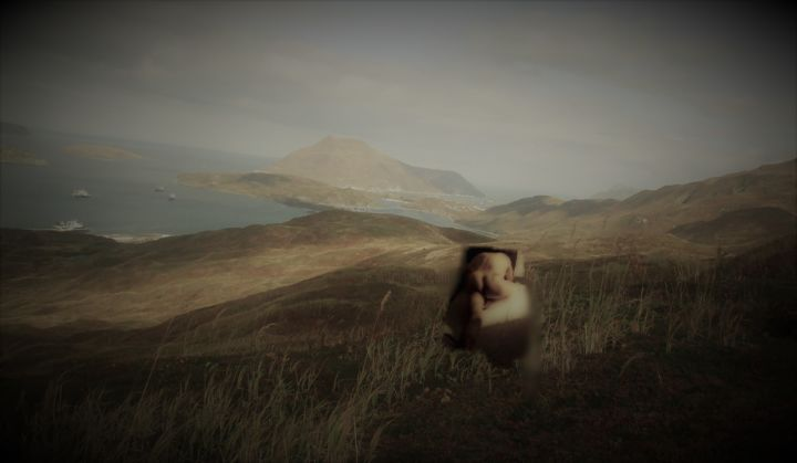 """Photography titled """"pidgeon pose in ale…"""" by Iceland, Original Art, Manipulated Photography"""