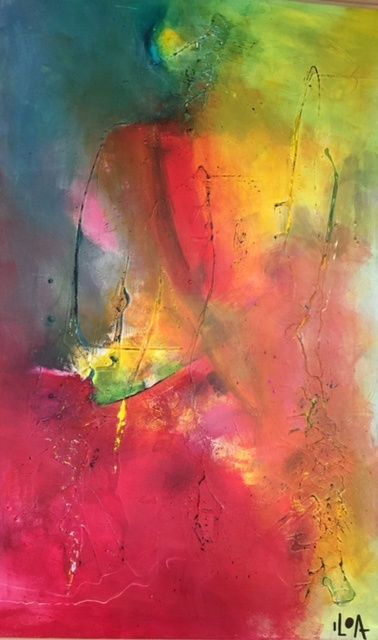 Exposition galerie abstraction lyrique
