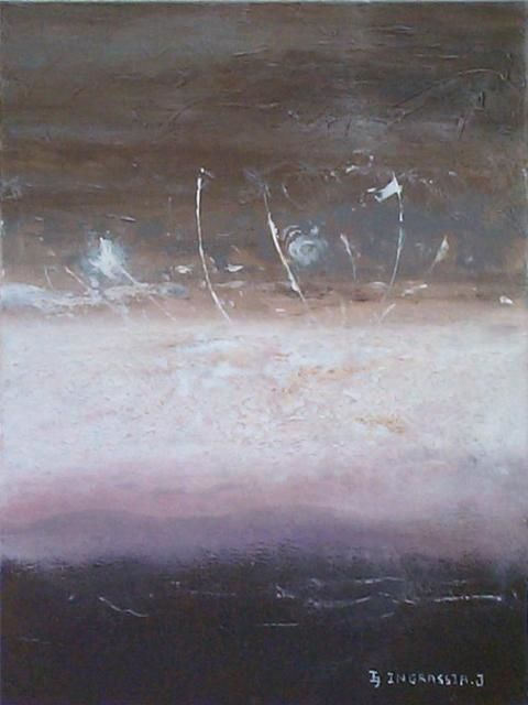 Ecume - Painting ©2003 by Jeanne Ingrassia -