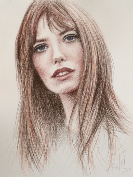 Jane Birkin - © 2013 jane birkin, chanteuse Online Artworks